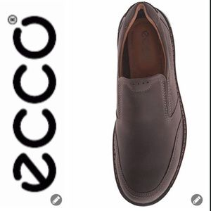 Ecco Fusion II Slip On Loafer EUC